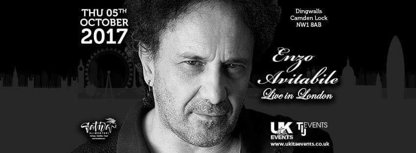 Enzo Avitabile live in London