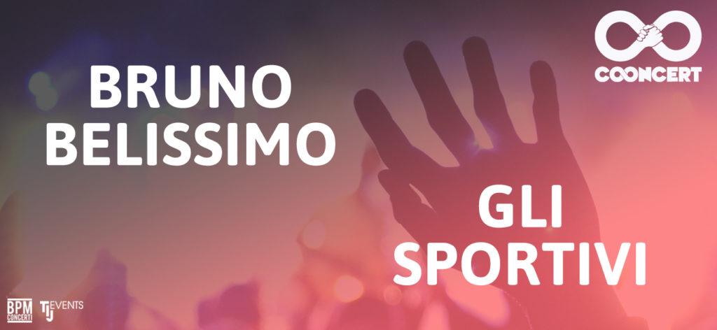 Bruno Belissimo + Gli Sportivi live in Barcelona
