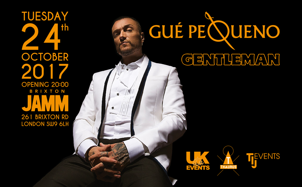 GUE PEQUENO live in London