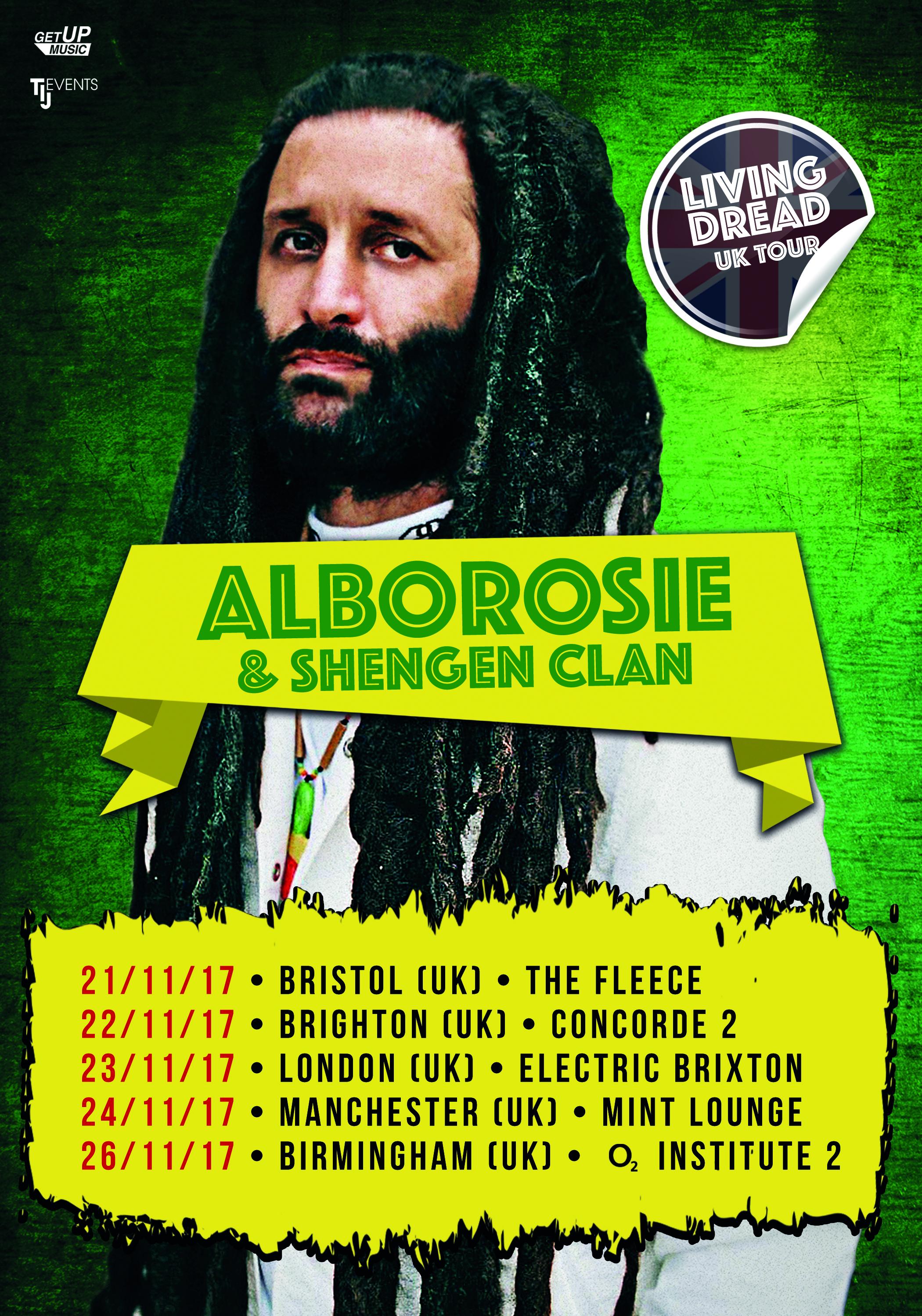 Alborosie &Shengen Clan